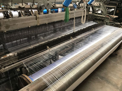 white insect netting production